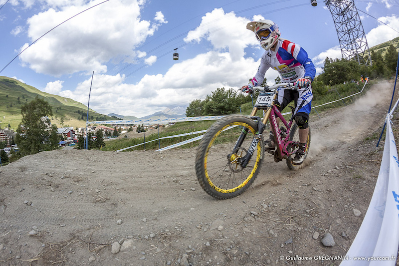 Hutchinson United Ride at Crankworx Europe 2012