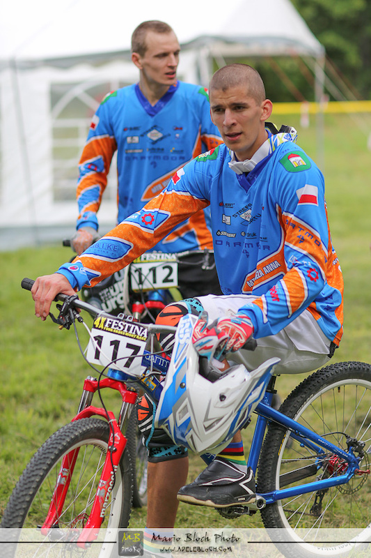 Whole podium at Słoneczna Polana 4X Track  was taken by Dartmoor Phantoms: 1. Piotr Paradowski, 2. Mariusz Jarek, 3. Robert Kulesza, 4.Remek Oleszkiewicz! Great job guys!