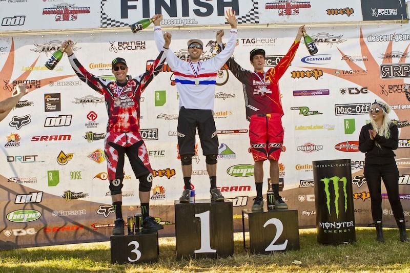 elite podium