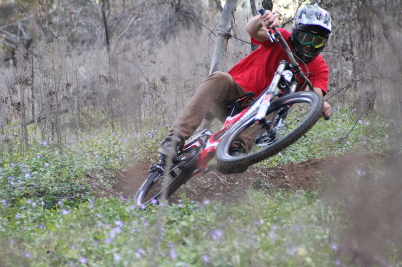 railing a berm in canberra keeping it casual