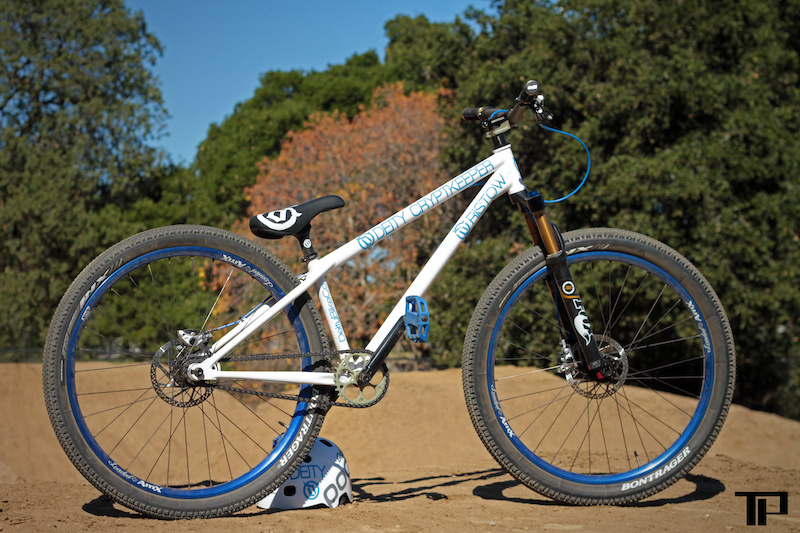tyler paget productions - Dirt Jumper Frame
