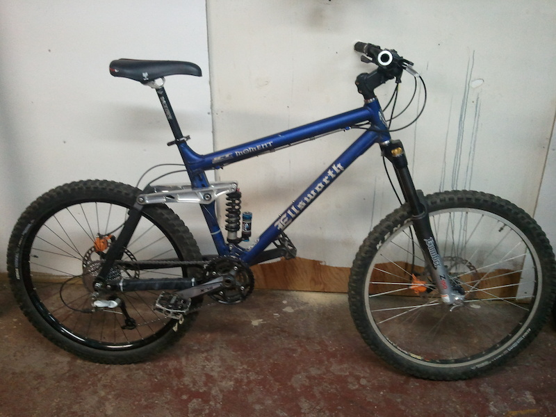 Post up your Pimped 140 - 170 mm Hardcore AM/XC/Trailbikes