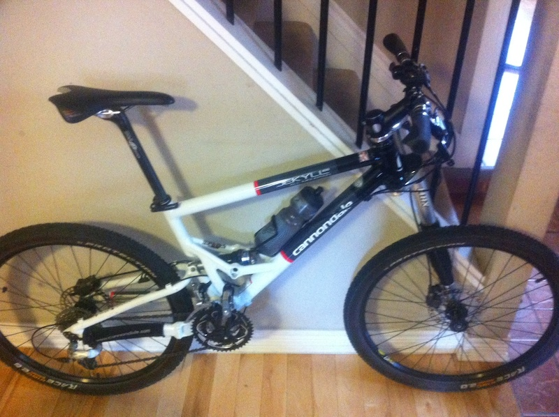 1cc851a93d8 2004 Cannondale Jekyll 800 All Mountain Size M For Sale