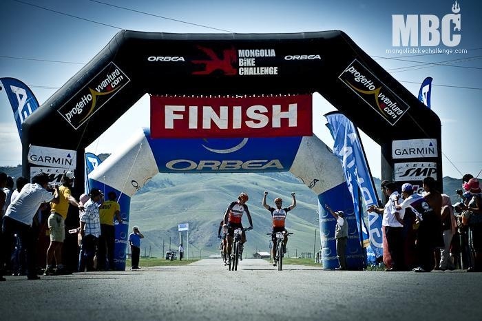 Mongolia Bike Challenge - Stage Ten  Photo Credit: Margus Riga