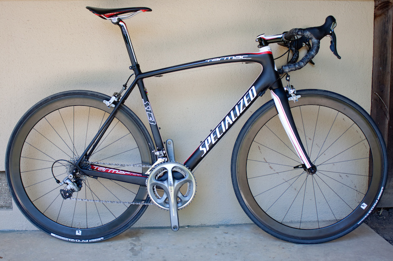 2011 Specialized Tarmac Sl3 Expert 56cm For Sale