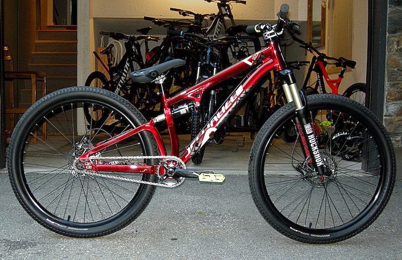 Specialized P-Slope Side View