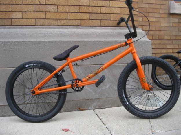 My new bike ... we the people trust 2011