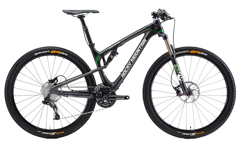 Rocky Mountain Element 970 RSL B.C. Edition