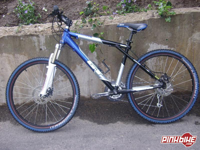 Brake Places Near Me >> 2004 , GT, Avalanche 2.0, medium, blue/silver For Sale