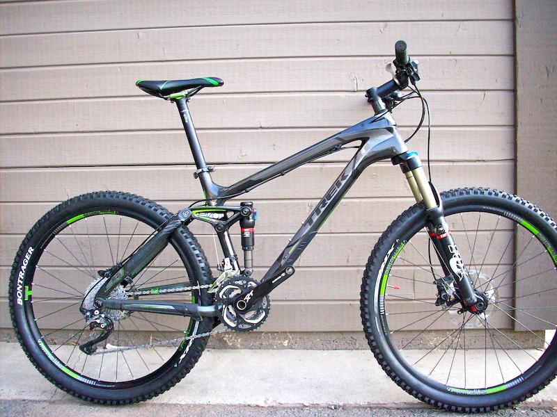 2012 Trek Fuel Ex 9 8 17 5 Medium 3500 For Sale