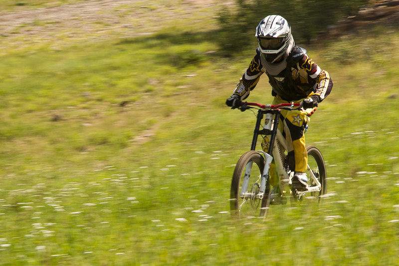 Photos from the 2012 Flyin Brian Downhill race held annually in Brian Head Utah.