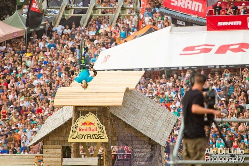 Joyride 2012 winner Thomas Genon