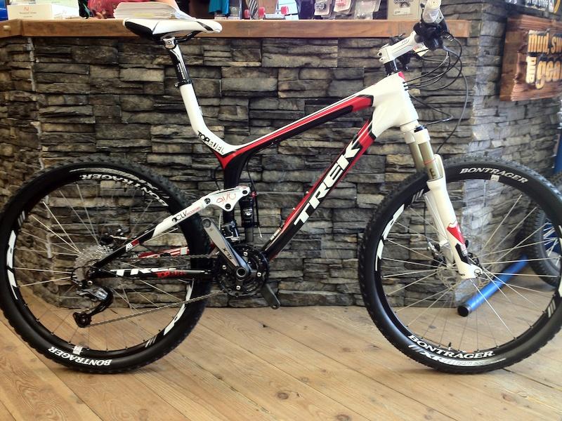 2011 - NEW !!! Trek Top Fuel 9.7 - MASSIVE PRICE DROP For Sale