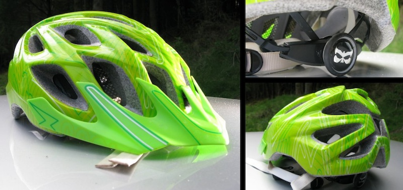 Kali Chakra XC helmet
