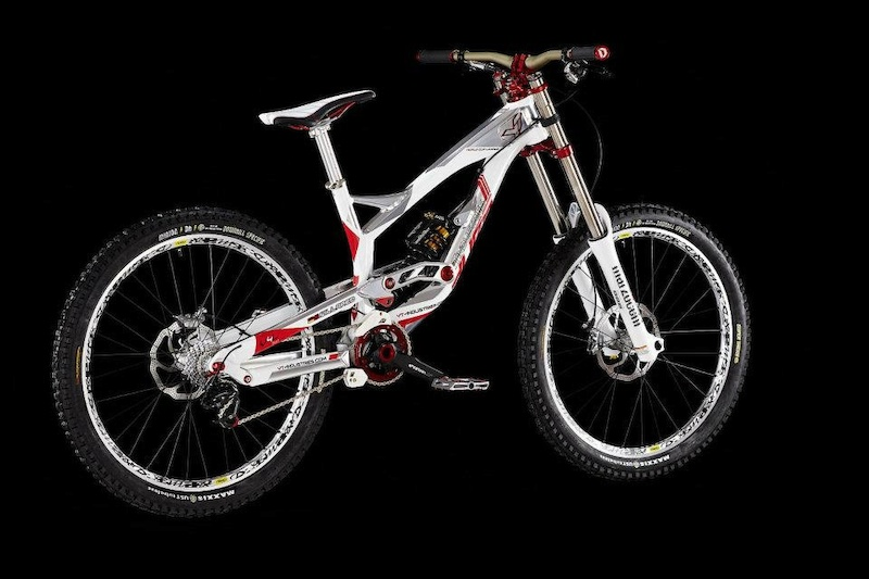 2012 YT-Industries TUES 2.0 World Cup Ltd. Edition (Size S) For Sale