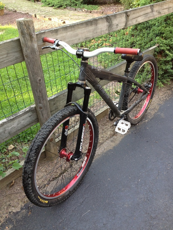 Specialized P2 Dirt Jump Bike For Sale