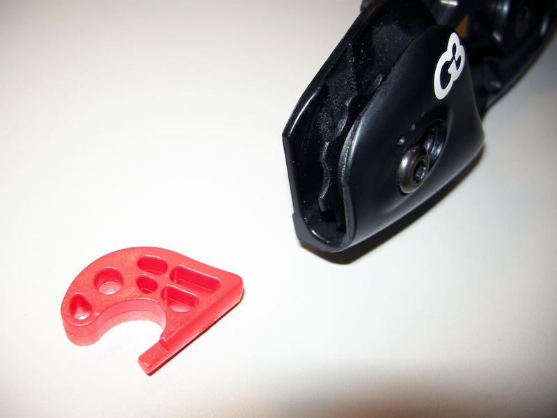 MRP G3 G-Slide plastic guide