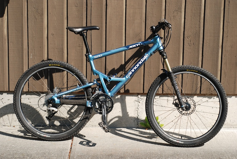 10892523f53 2003 Cannondale Jekyll 500 (MED) For Sale