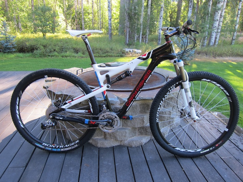 2010 Gary Fisher Superfly 100 Full Suspension 29er Large