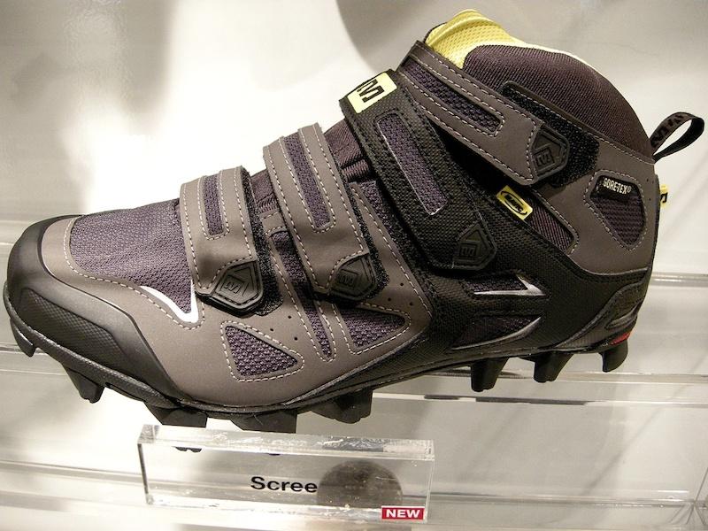Mavic Scree shoe 2013