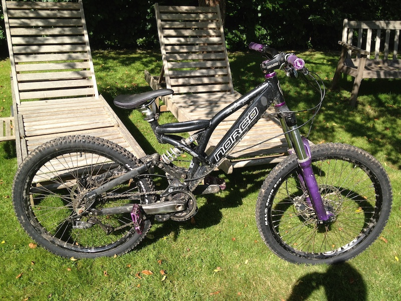 Norco B Line 24 Youth Junior Downhill Bike Reduced For Sale
