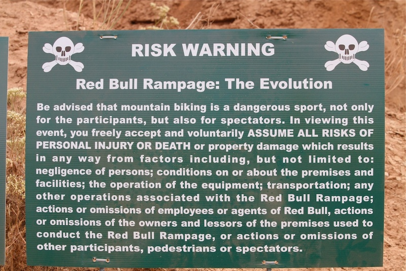 Red Bull Rampage 2012 - Rider Quotes - Pinkbike