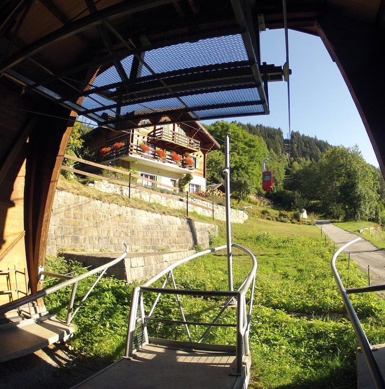 Fuhrgangen I can t believe they built another gondola