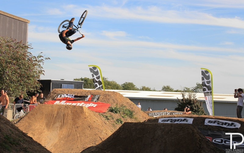 Spank Ind. Dirt Wars 2012 - Round 4 Adrenaline Alley