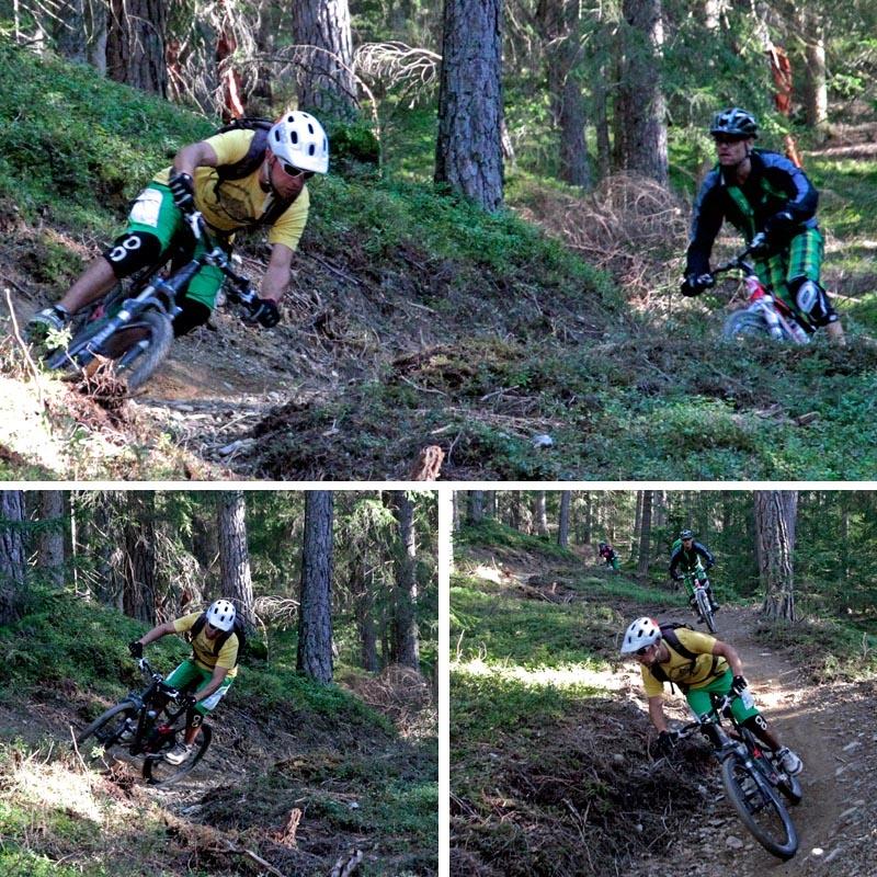 Kronplatz Herrnsteig freeride downhill trail