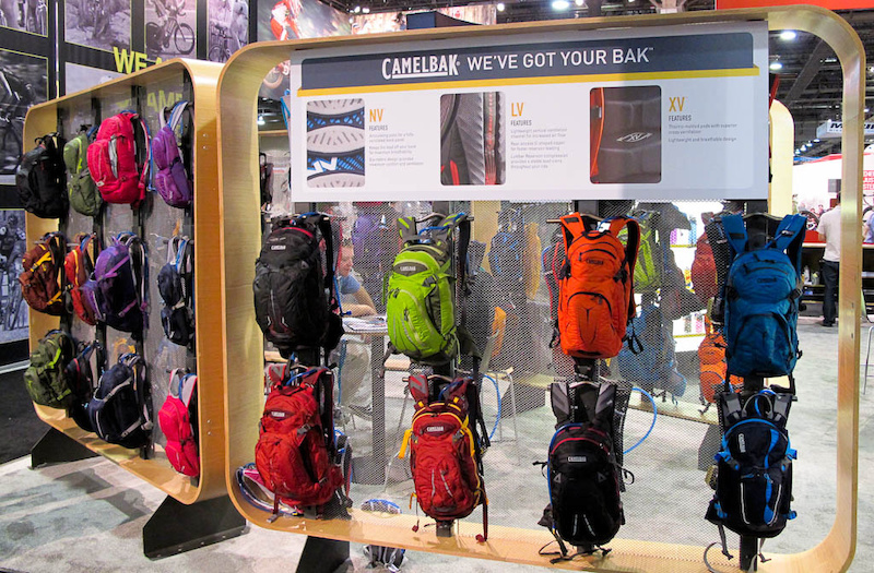 Camelbak has the most extensive hydration pack range I ve ever seen.