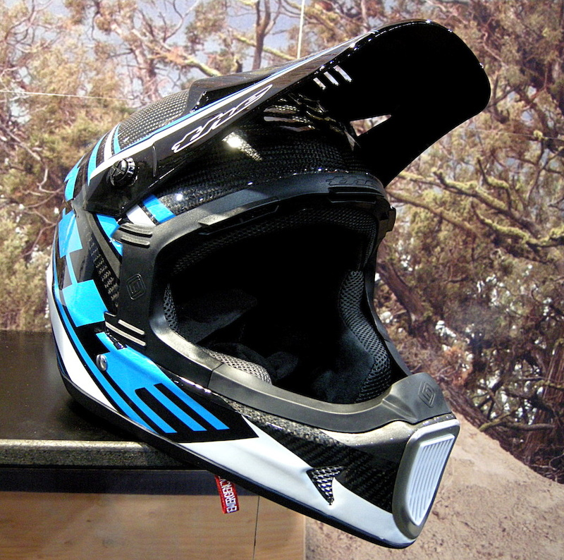 T.H.E. carbon full face helmet