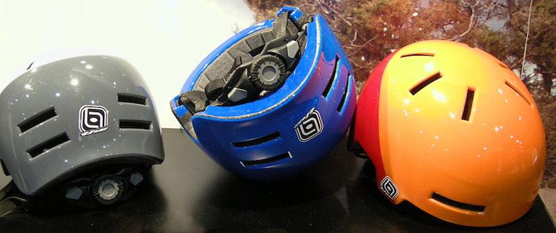 T.H.E skate-style helmets