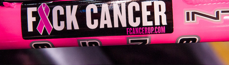 Intense Cancer bike