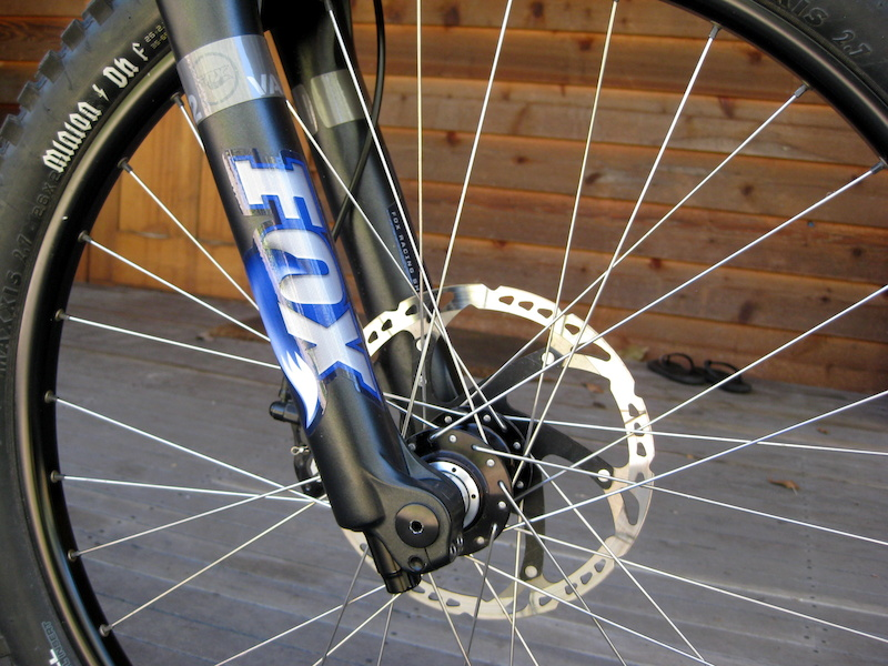 My Coiler Bike 1 updates 2012. Saint brakes.