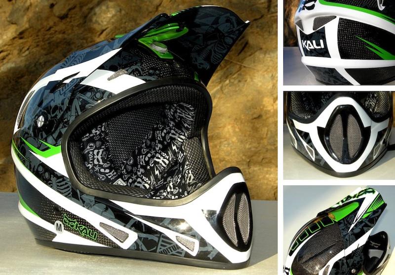 Kali Avatar 2 Carbon helmet