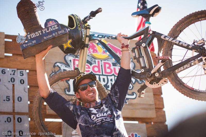 2012 Redbull Rampage Champion