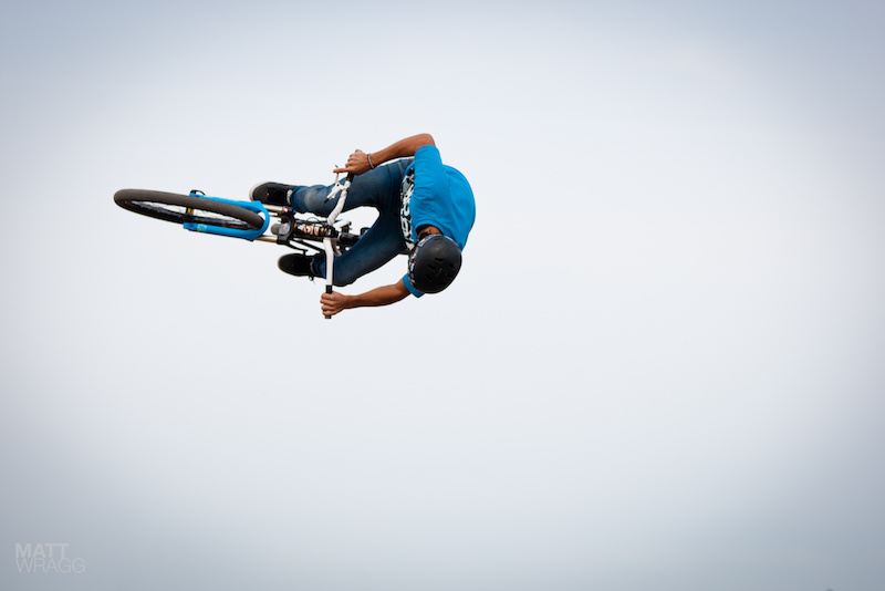 Roc D'Azur 2012 dirt jumping.