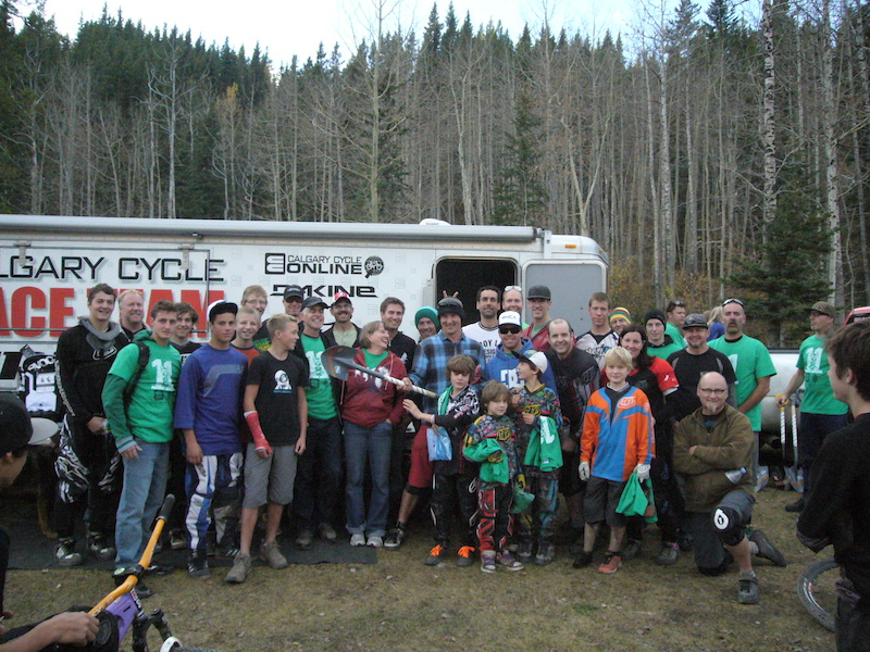MMBTS was the winner of the Trailbuilder of the Year Award. These people definitely deserve it