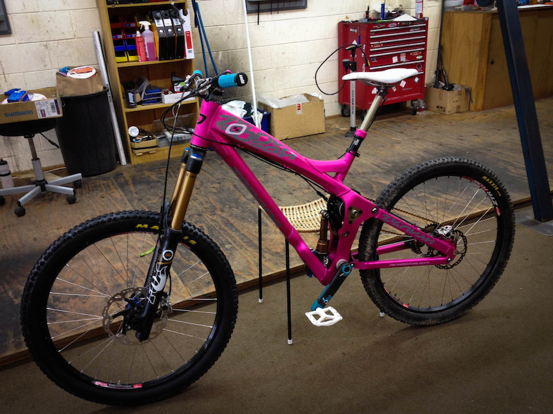 Zerode for Breast Cancer Awareness.. NOT MY PHOTO