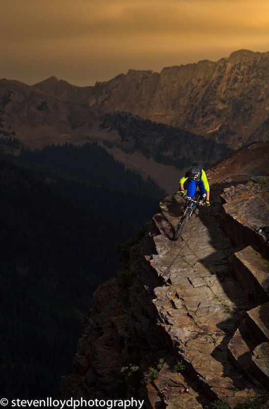 Logan Whitehead wasatch mountains
