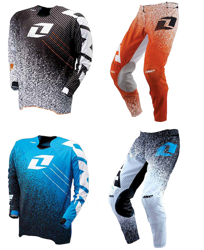 ONE Industries 2013 vapor jersey and pant