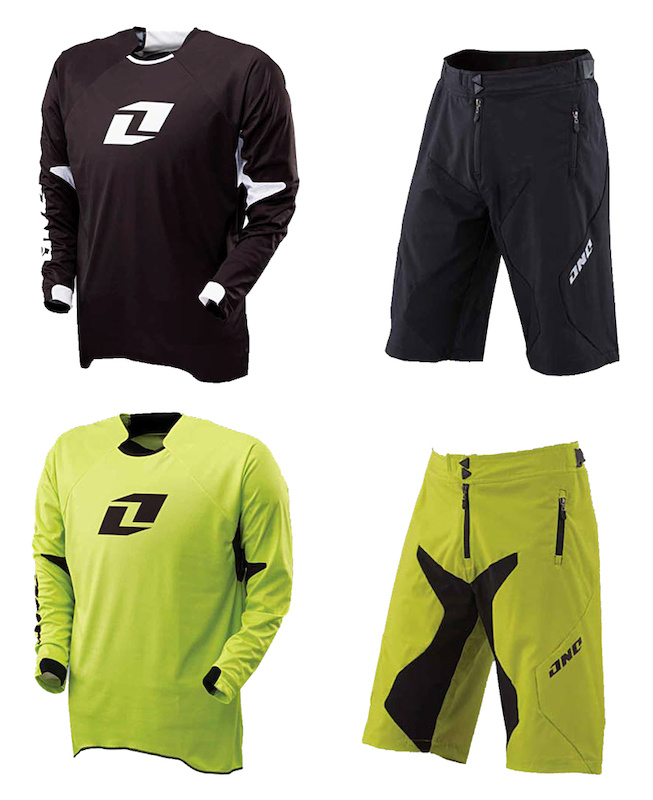 ONE Industries 2013 defcon jersey and sector short