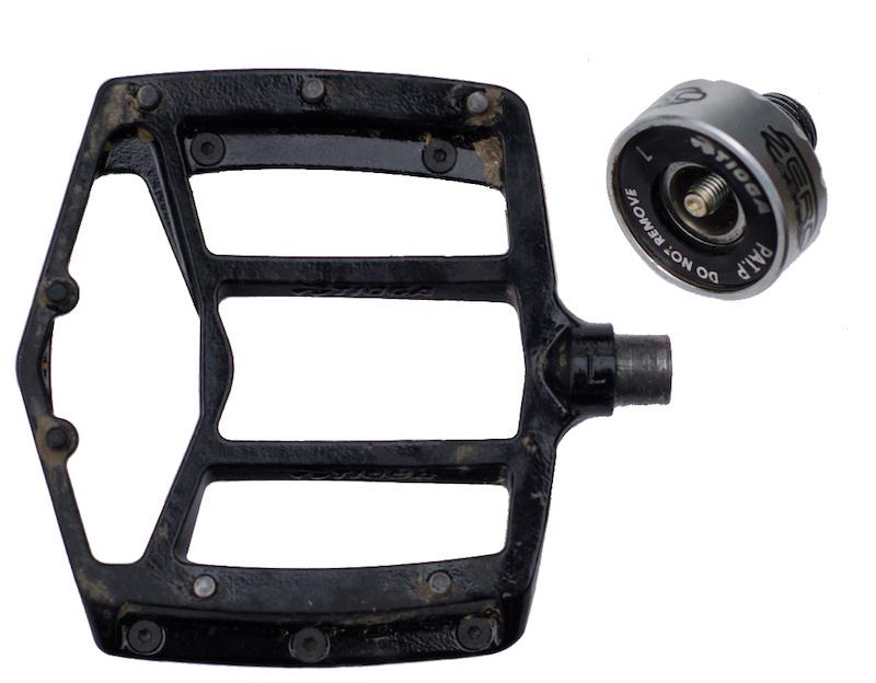 Tioga MT-ZERO pedal