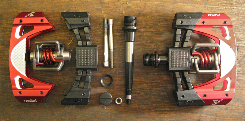 75138717f8e Crankbrothers Mallet Mk3 and DH Pedals Review - Pinkbike