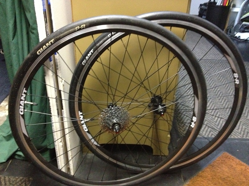 Giant S R2 Wheelset Price Drop For Sale