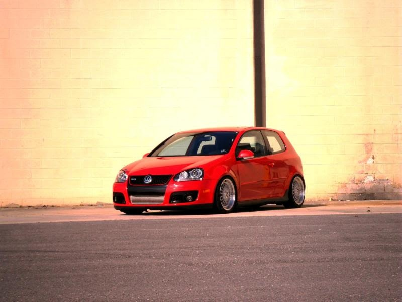 600 hp FSI GTI in street trim
