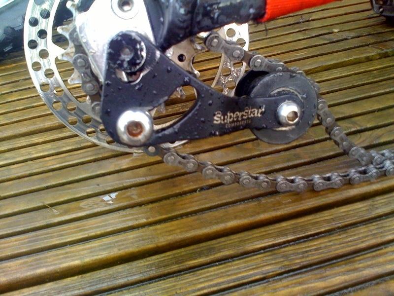 Gt chucker spairs or repairs