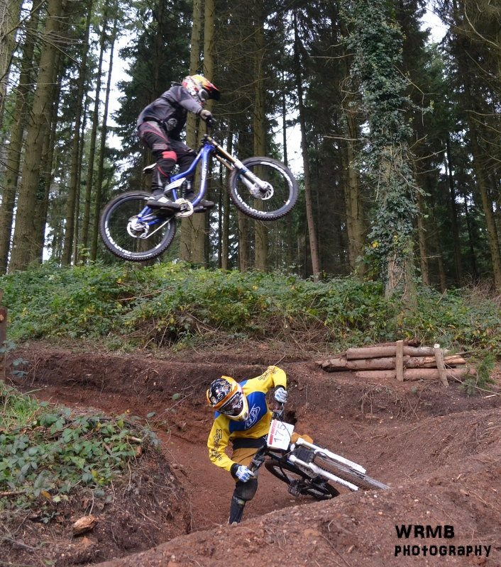 On the new double over berm on bitch t, cafeside, shot by Will Robson of WRMB photography