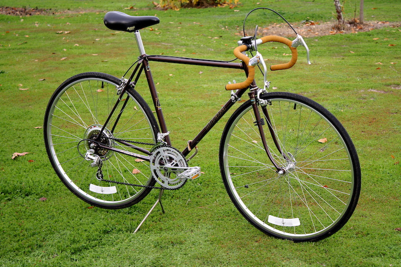 ac6f08a4cd2 Post your Classic/Retro Road Bike - Page 10 - Pinkbike Forum