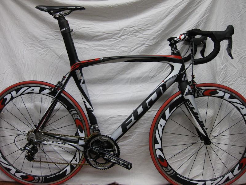 2012 Fuji Sst 1 0 Complete Bike New For Sale